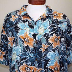 Margaritaville Short Sleeve Button Down Shirt